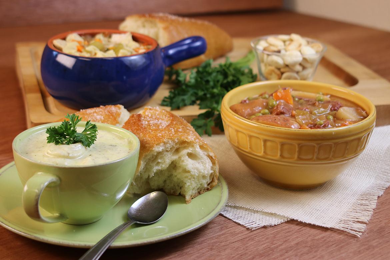 WCM soup